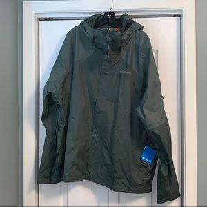 Columbia Omni-heat reflective Jacket size 3XL
